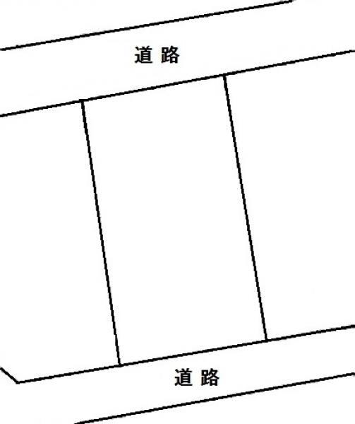 物件No. 〈売土地〉芝沢29306 〈売土地〉松本市大字新村