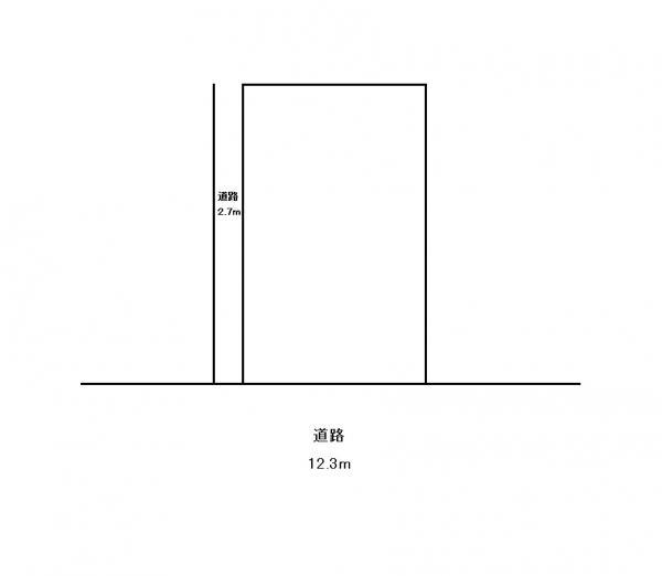 物件No. 〈売土地〉田川28429 松本市宮渕