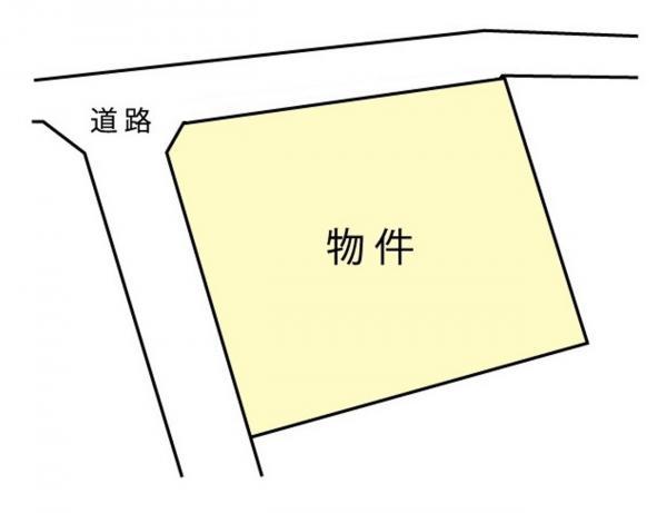 物件No. 〈売土地〉片丘34600 塩尻市大字広丘高出