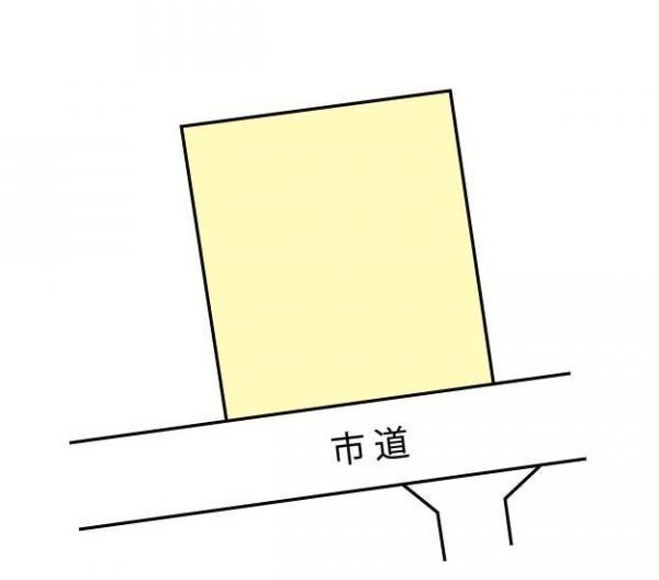 物件No. 〈売土地〉波田26500 松本市波田