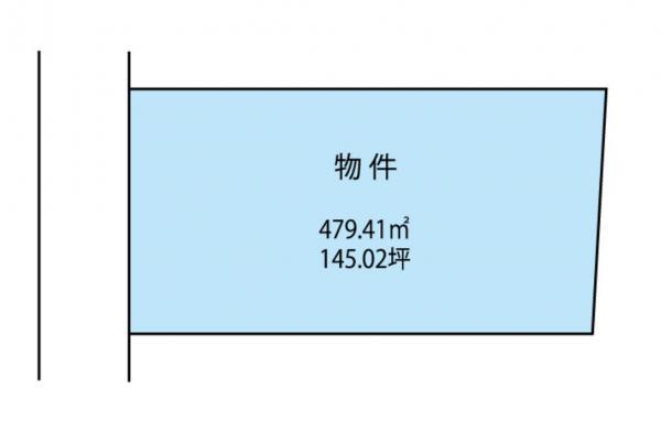 物件No. 〈売土地〉桔梗47941 塩尻市大字大門