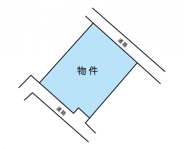 物件No. 〈売土地〉両小野34759 塩尻市大字北小野